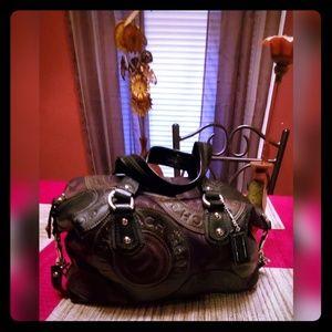Coach convertible bag